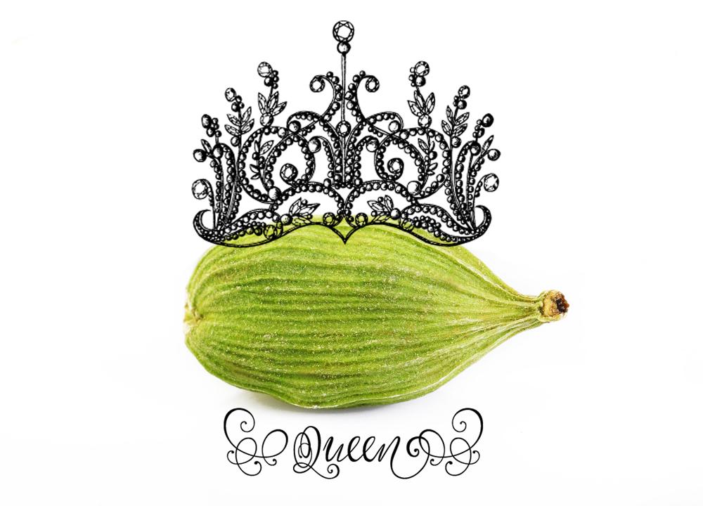 Meet the Green Queen