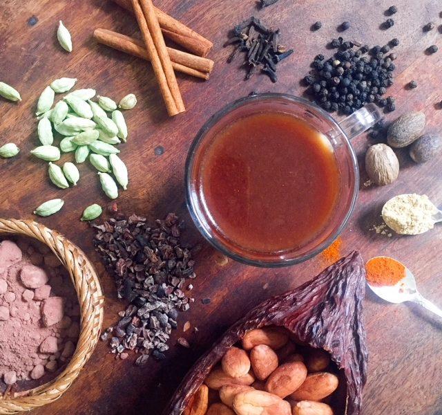 Cacao Spice Chai