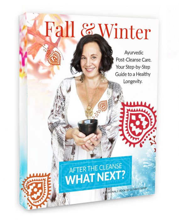 After the Fall Cleanse booklet