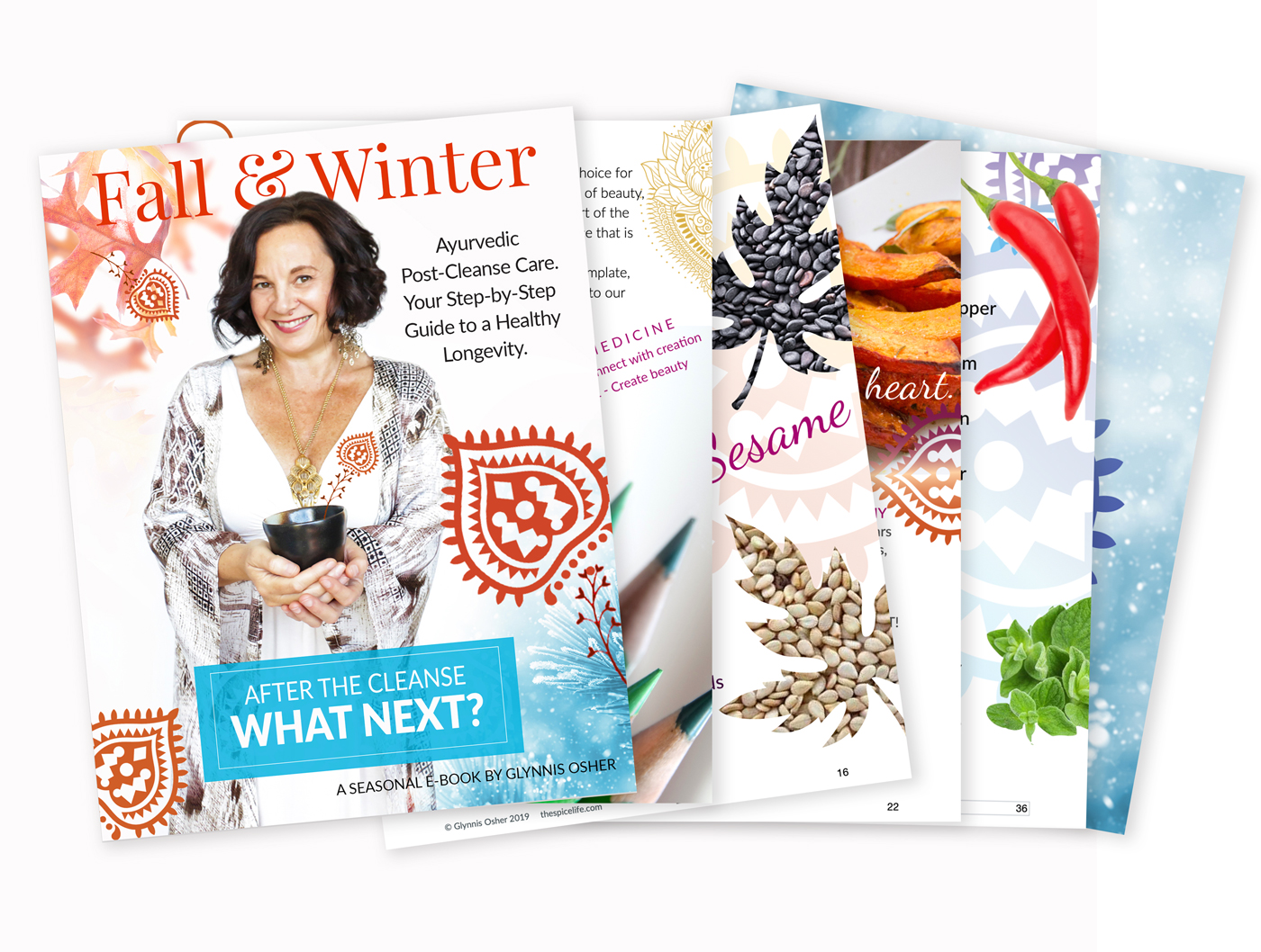 After the Fall Cleanse cover spread
