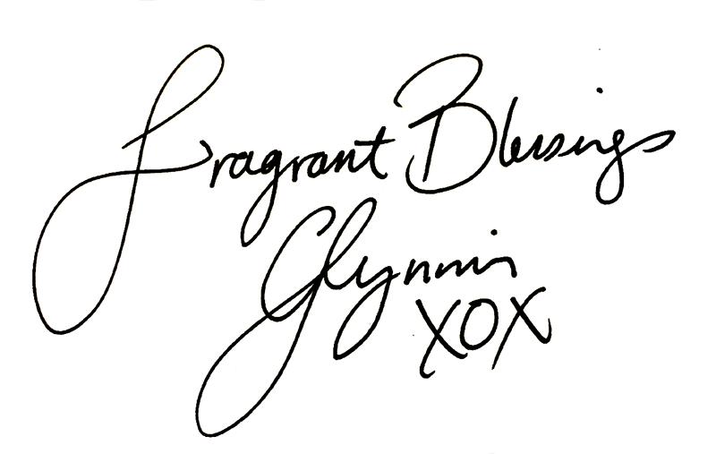 Fragrant Blessings from Glynnis