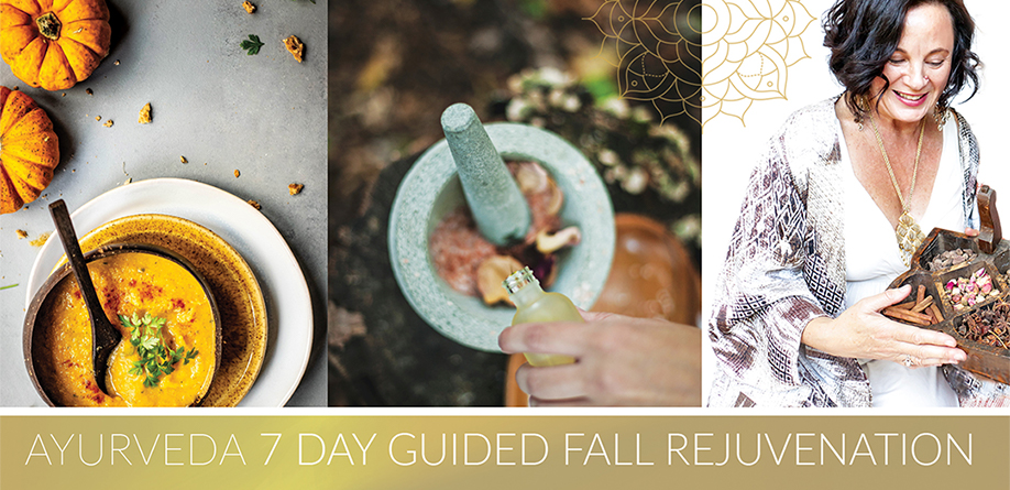 Fall Seasonal Ayurvedic Cleanse