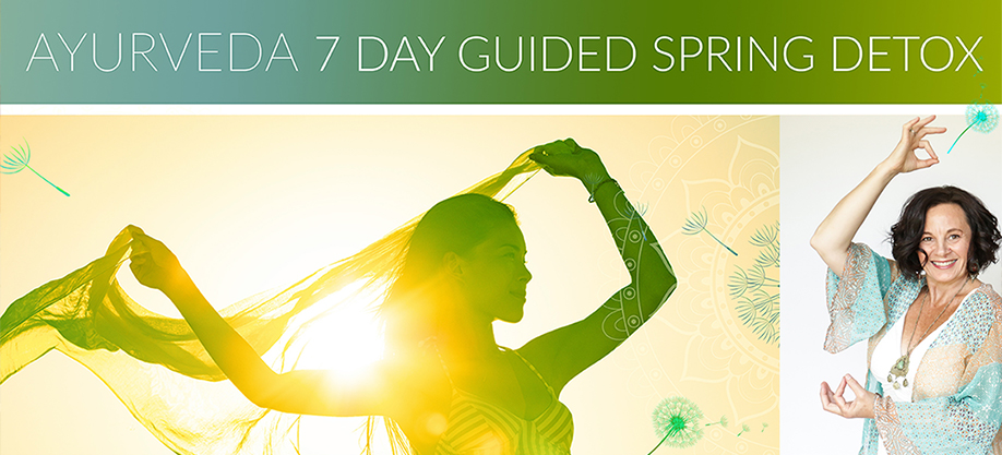 Ayurvedic Spring Seasonal Cleanse