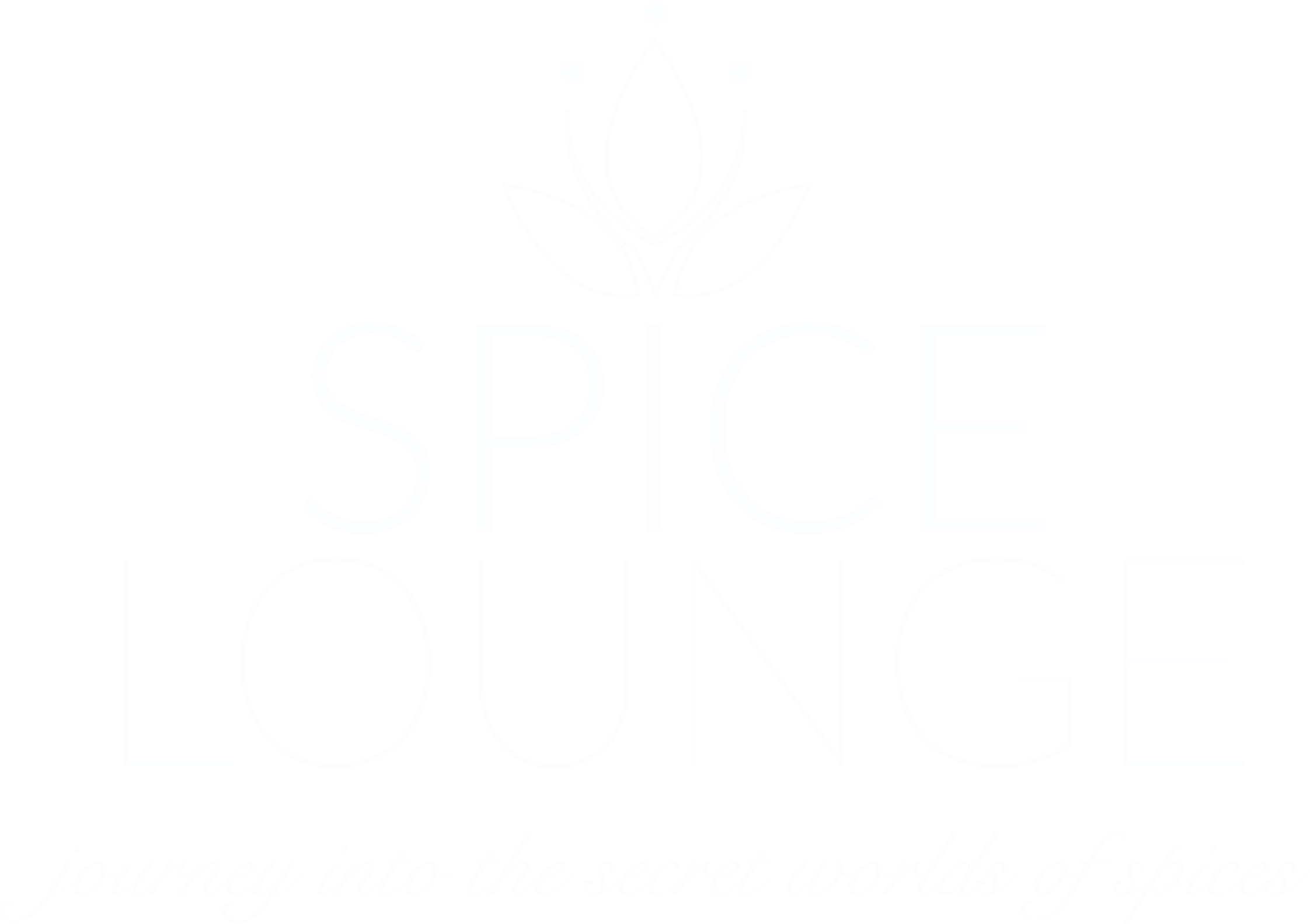 Spice Lounge event logo