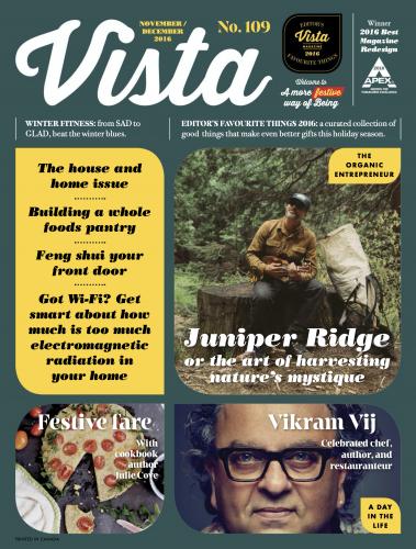 Vista 109 - Winter 2016