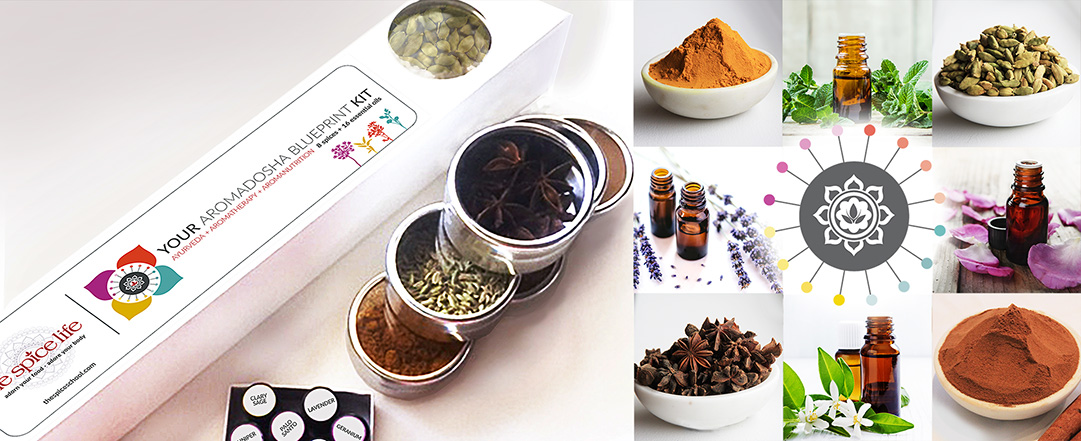ADBP Kit & Spice Collage