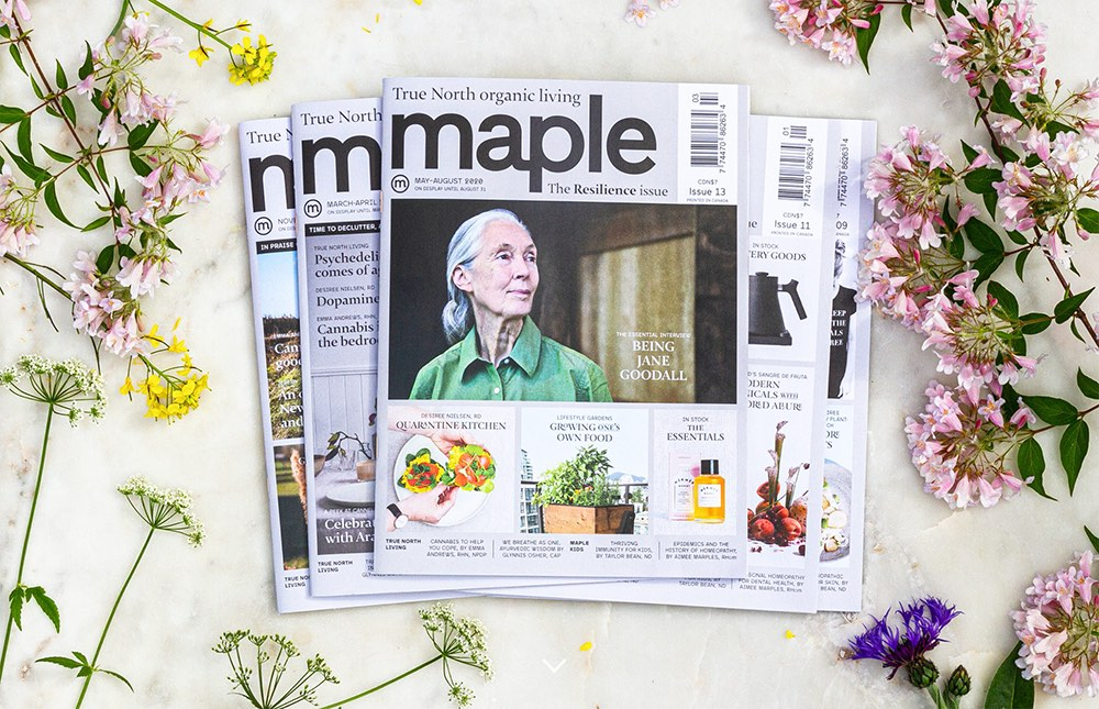 Maple Magazine issues