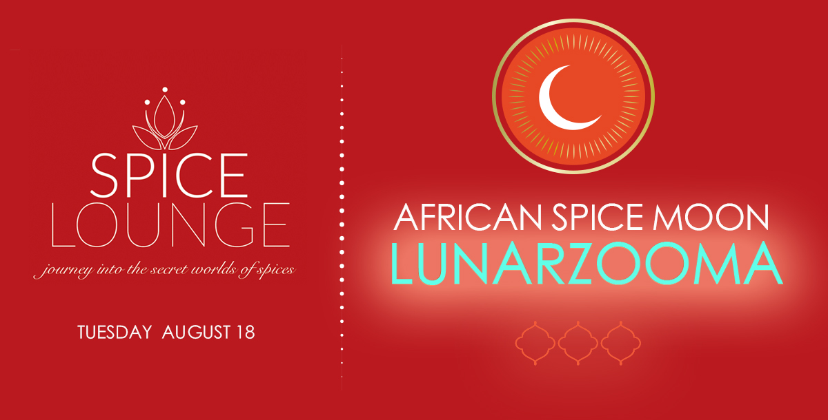 SPICE LOUNGE LunarZooma 2020