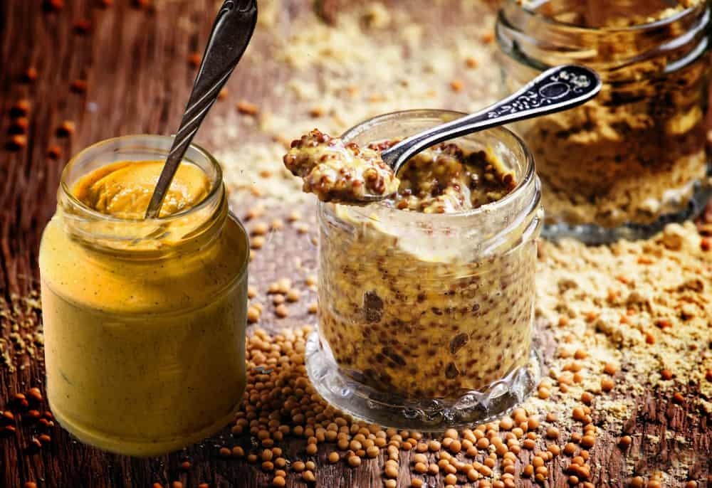 Mustard Spice Blend